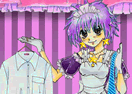 Rock Maid Dressup Game