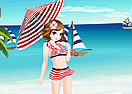 Sweet Bikini Dress Up Game
