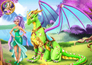 Lego Elves Dragon Care