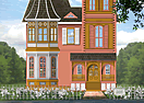 Digital Dollhouse - Dream Victorian
