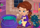 Baby Witch Magic Potion