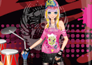 Cool Emo Girl DressUp