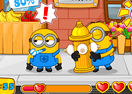 Minion Love Kiss
