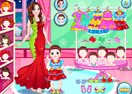 Baby Care New Year Look