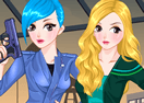 Fashion Spy Sisters