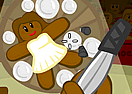 Gingerbread Circus - Knife Throwing