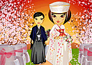 Japanese Wedding Romance