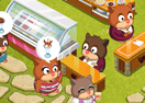 Hamster Ice Cream Shop