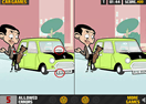 Mr. Bean Car Differences