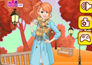 Autumn Girl Dressup