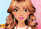 Extremely Fashionable Girl Makeover