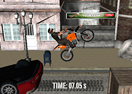Dirt Bike 3D - Stunt City