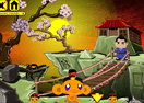 Monkey Go Happy - Ninjas 2