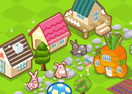 Village Of Rabbits