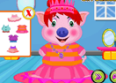 Princess Piggy Hair Salon