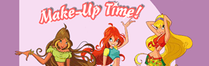 Clube das Winx: Make Up Time!