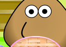Pou Cooking Pie