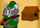 3 Lil Pigs - Home Defense