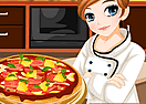 Tessa's Cook - Summer Pizza Hawaii