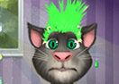 Talking Tom Hair Salon