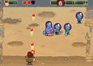 Aliens Attack GameZop