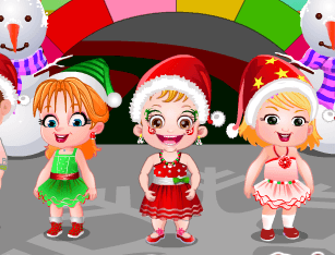 Baby Hazel Winter Fashion - Jogos Online