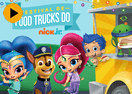 Festival de Food Trucks do Nick Jr.