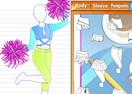 Fashion Studio - Cheerleader Outfit