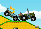 Tom e Jerry - Tractor