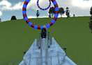 3D Flight Sim - Rings
