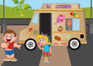 Find The Difference - Ice Cream Truck