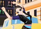 Hip Hop Dancer Dress Up