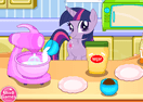 Sparkle Cooking Cupcakes