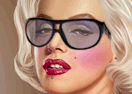 Marilyn Monroe Facial Spa Makeover
