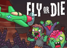 Fly or Die with Zombies