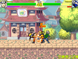 Jogo Naruto Fighting CR: Kakashi