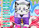 Fluffy Kitten Dressup