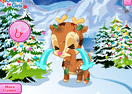 Pet Stars: Cute Reindeer