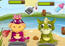 Baby Dino Daycare