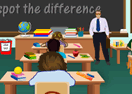Classroom Spot the Difference