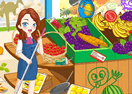 Cleaning Time! Supermarket