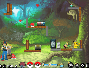 Jogo Pokemon Legendary Catch Online Gratis